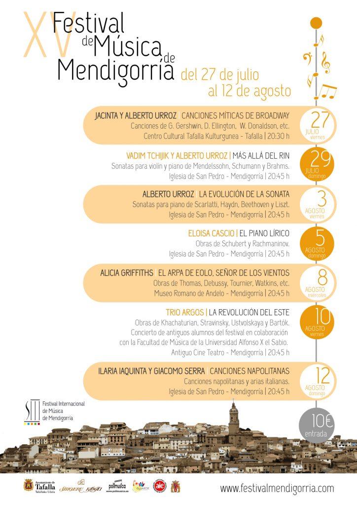 Festival Mendigorria 2018