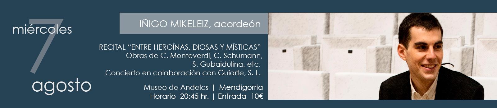 Festival Mendigorria - 7 agosto 2019