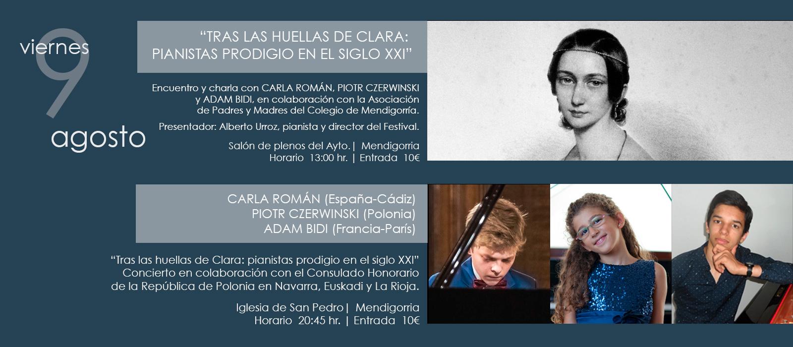Festival Mendigorria - 9 agosto 2019